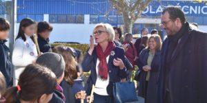 Comitiva do Ministério da Educação Polaco visita CCR